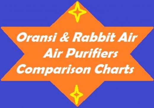 Oransi  and Rabbit Air Purifiers combine filtration with ozone and ionization to provide a more complete air purification solution.