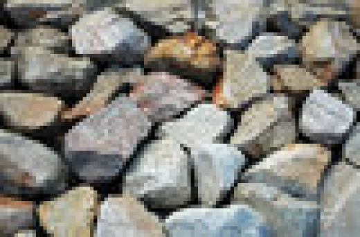Search for rocks