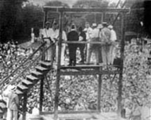 THE LAST PUBLIC EXECUTION IN AMERICA ~ August 14, 1936 @ http://www.geocities.com/lastpublichang/