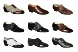 NeoTango men's shoes