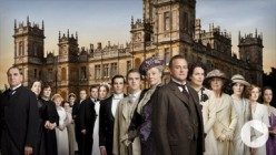 The cast of Downton Abbey - Britain's most successful TV drama of 2011 ans 2012.