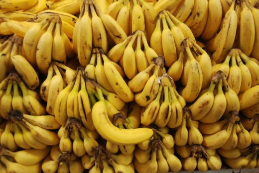 Some people have panic attacks from bunches of bananas.