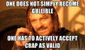 Gullibility Part 2: How to spot spin, lousy explanations, dodges and evasive excuses. Question those scams!