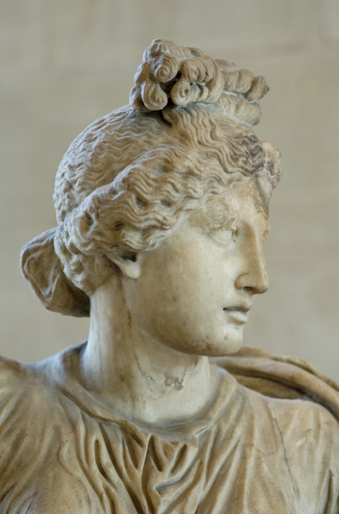 Artemis, Twin Sister of Apollo