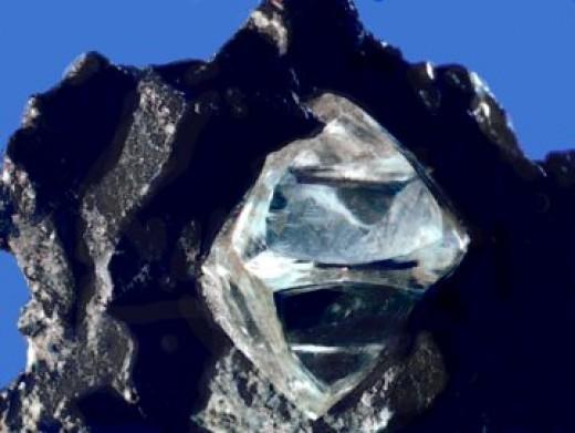 A rough diamond