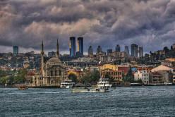 Emerging Istanbul: a mega city