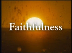 Sowing Seeds of Faithfulness