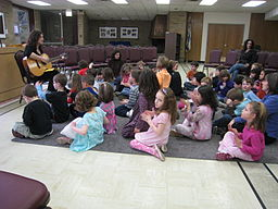 Singing, art and stories can all be a part of a fun Sunday School class for kids.