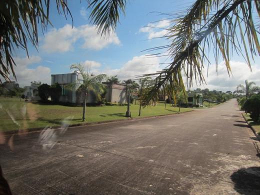 deserted streets