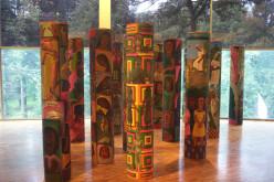 """""""Pillars"""" by Rodolfo Morales (Oaxaca, Mexico)"""