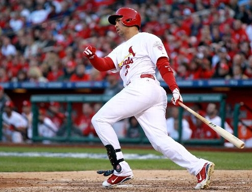 Carlos Beltran, St. Louis Cardinals