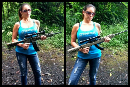I love shooting both of these rifles...you will too!