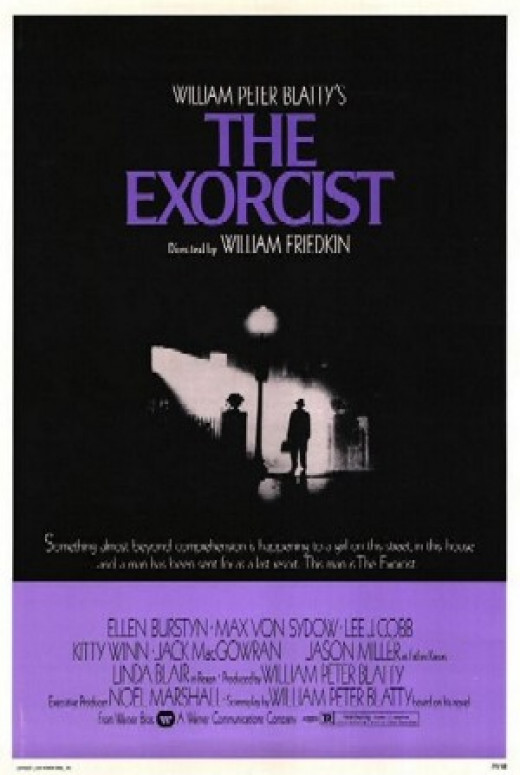 """The Exorcist"" poster"