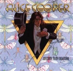 Concept Album Corner - 'Welcome To My Nightmare' by Alice Cooper