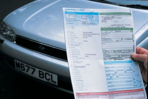 Ensure all relevant documentation is provided to ensure a smooth car purchase transaction.