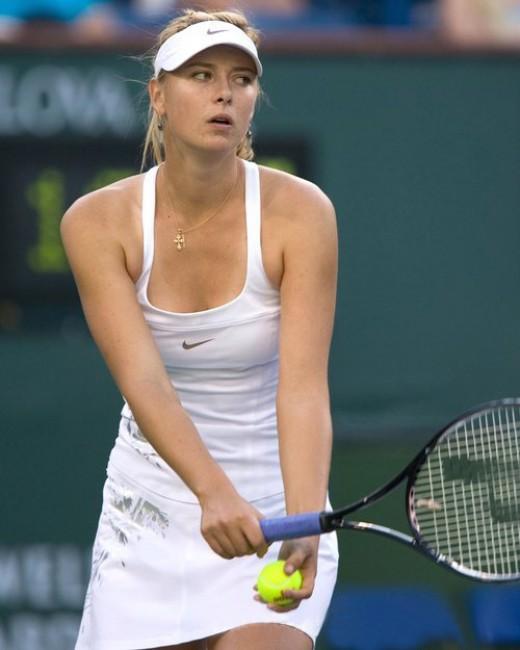 maria sharapova hot image. Maria Sharapova
