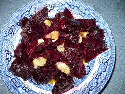 Roasted Beet Salad Recipe and Beet Wine