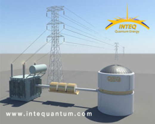 INTEQ Quantum Energy Generation