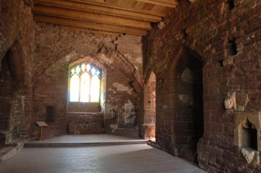 Goodrich Castle Chapel