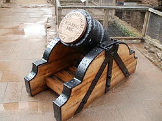 Roaring Meg mortar