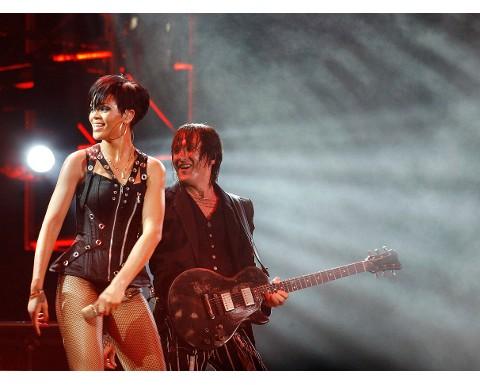 Singer Rihanna Recently Had A New Tattoo