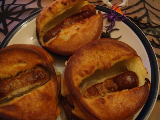 Individual Toad in the Hole