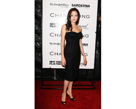 Angelina Jolie Says She Is Just A Punk Kid With Tattoo's