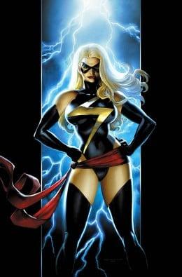 Ms. Marvel Warbird