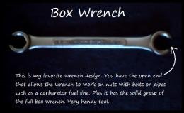 Box Wrench