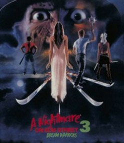 Horror Movies- A Nightmare on Elm Street 3:Dream Warriors (1987) - thoughts