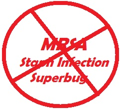 MRSA means Methicillin Resistant Staphylococcus Aureus.  It refers to a strain of Staph Infection that is immune to anti-biotics and therefore very difficult to kill.  But certain air purifier technologies are very effective against MRSA.