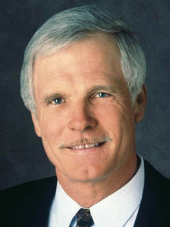 Ted Turner's Controversial Soldier Suicide Interview.