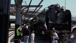Steam Locomotive number 844