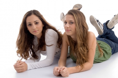 Girls are especially vulnerable during emotional situations and may have a difficult time identifying their feelings.