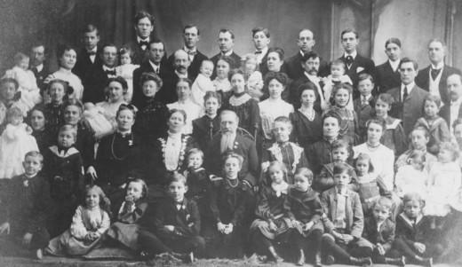 Joseph Smith family