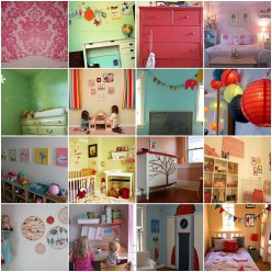 Contemporary Bedroom Decorating Ideas for Kids