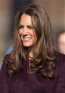 THE LOVELY PRINCESS KATE MIDDLETON