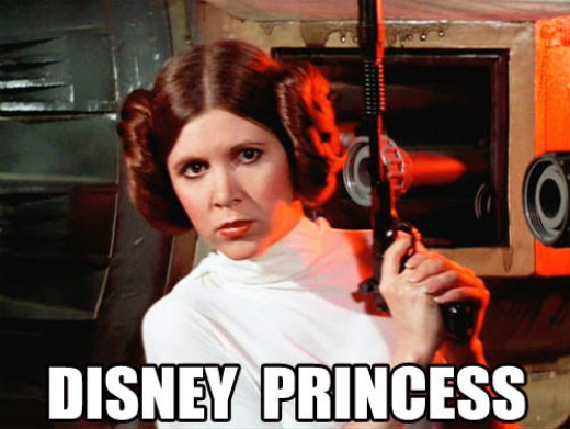 Parodies have already been created to mock the attempts for a new Star Wars made by Disney