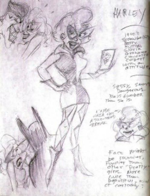 Harley Quinn Costume History