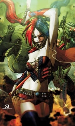 New 52 Harley Quinn Costume