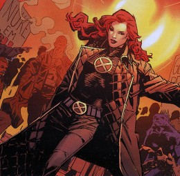 Jean Grey New X-Men costume