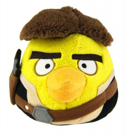 Han Solo Angry Birds Star Wars Plush