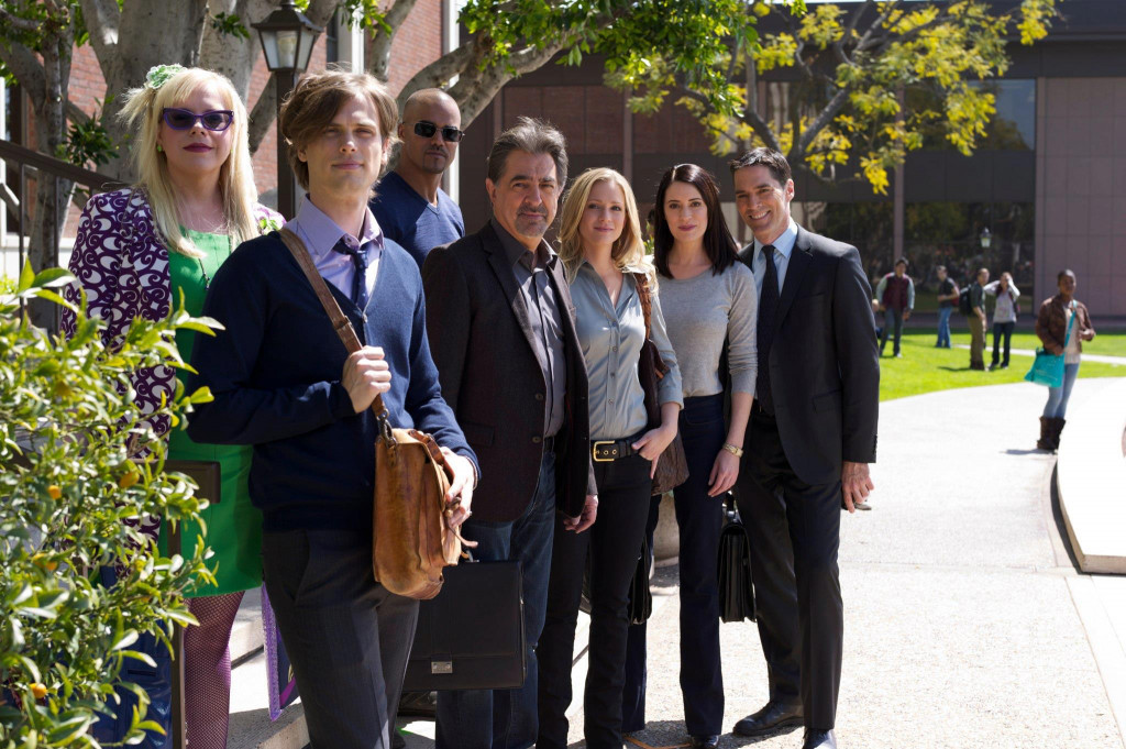 Criminal Minds The Tv Show And Characters