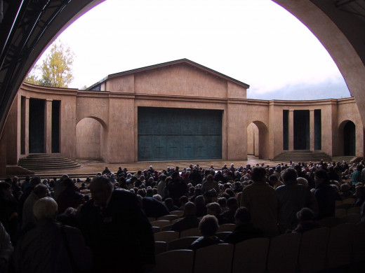 Oberammergau Passion Play 2000