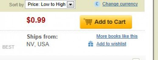 Add your item to your cart.