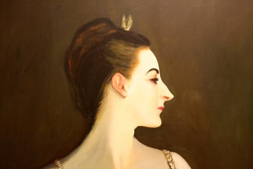 Madam X by John Singer Sargent