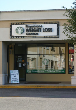 . . . it's weight loss centers, like this one.