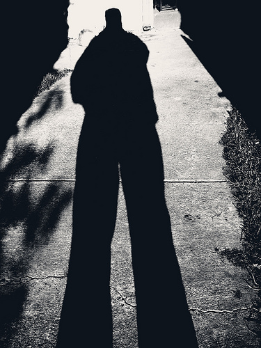 long shadow from alan guido Source: flickr.com