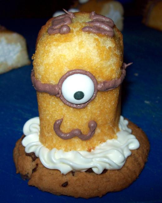 Twinkie Minion