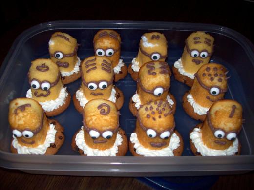 Twinkie Minions